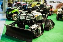Motorshow Poznan 2014 Royalty-vrije Stock Fotografie