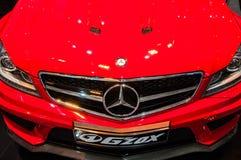 Motorshow Poznan 2014 Stock Afbeelding