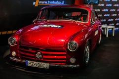Motorshow Poznan 2014 Royalty-vrije Stock Foto