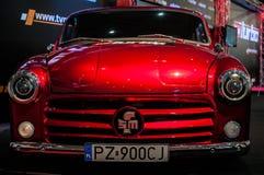 Motorshow Poznan 2014 Royalty-vrije Stock Afbeelding