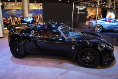 motorshow qatar för 2011 lotusblommar Royaltyfria Bilder
