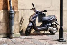 motorsparkcykel Arkivbild