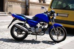 motorsparkcykel Royaltyfri Fotografi