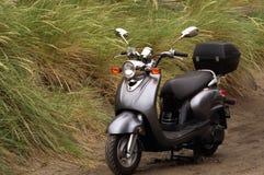 motorsparkcykel Arkivfoto