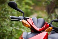 motorsparkcykel Fotografering för Bildbyråer