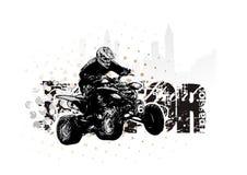 motorsport Royaltyfria Foton