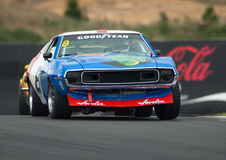 Motorsport 1973 AMC Javelin AMX Royalty Free Stock Photography