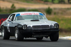 Motorsport 1974 Camaro LT Royalty Free Stock Images