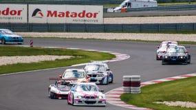 Motorsport Arkivbild