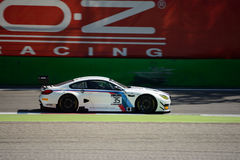 Motorsport BMW M6 GT3 de Walkenhorst en Monza Fotografía de archivo