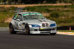 Motorsport BMW Z3M Coupe Stock Images