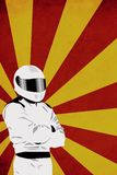 Motorsport tło ilustracja wektor