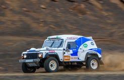 Motorsport - Tom Cat Royaltyfri Bild