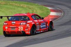 Motorsports司机约旦泰勒 免版税库存照片