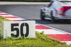 Motorsports 免版税库存图片
