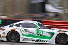 Motorsports de Mercedes-AMG GT3 Foto de Stock Royalty Free