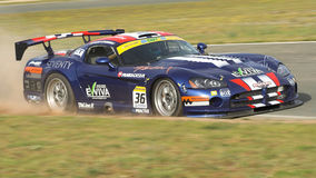 Motorsports racing car Stock Photography