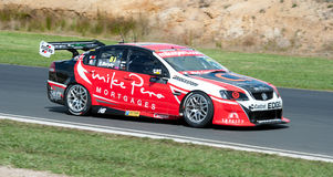 Motorsports - V8 Supertourers Royalty Free Stock Images
