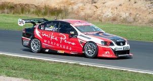 Motorsports - V8 Supertourers Royalty Free Stock Images