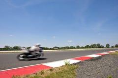 Motorsportskring Stock Fotografie