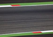 motorsportspår Royaltyfri Bild