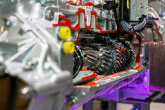Motortoestellen Royalty-vrije Stock Afbeeldingen