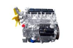 motortraktor Royaltyfri Foto