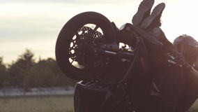Motortrucs stock videobeelden