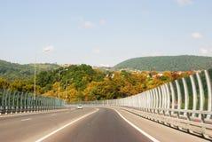 motorväg Royaltyfria Foton