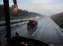 Motorväg Arkivbild
