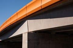 Motorvägbroarkitektur Arkivfoton