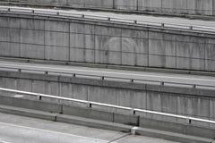 motorvägonramps Arkivbild