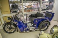 1948 motorwagen de meyra, Allemagne Images stock