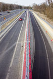 Motorway Royalty Free Stock Photos