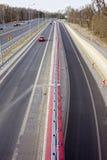 motorway royaltyfria foton