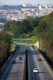 Motorway Stock Image