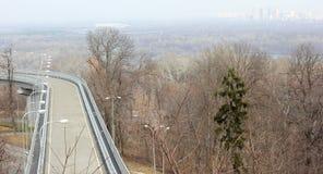 motorway foto de stock