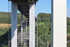 Motorway bridge Stock Photography