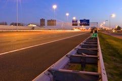 Motorway Information System stock photos