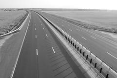Motorway Royalty Free Stock Images