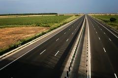 Motorway Royalty Free Stock Photos