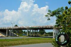 Motorway to Vinales, Cuba Stock Photo