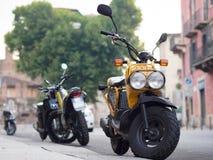 motos Image libre de droits