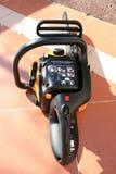 Motosierra Imagen de archivo