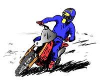 Motosport 库存图片