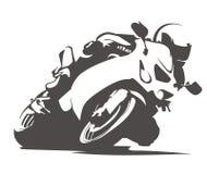 Motosport Immagine Stock
