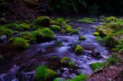 Mototaki River, Japan. Stock Photography