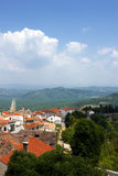 Motovun Royalty Free Stock Photography
