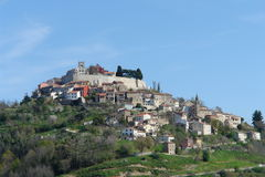 Motovun Stock Photos