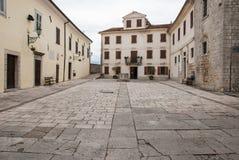 Motovun célèbre, Istra, Croatie photographie stock libre de droits